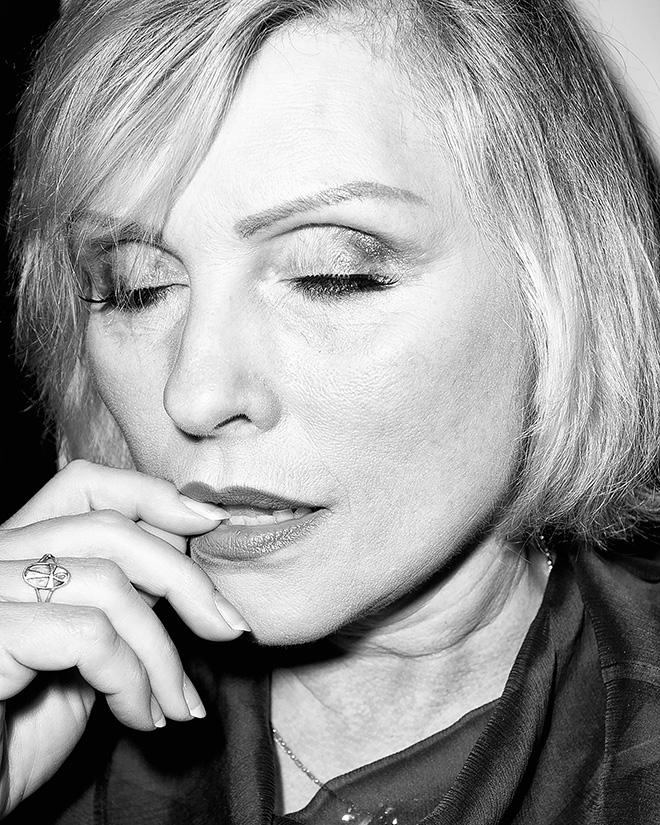Jacopo Benassi, BLONDIE (Debbie Harry), 2009-10