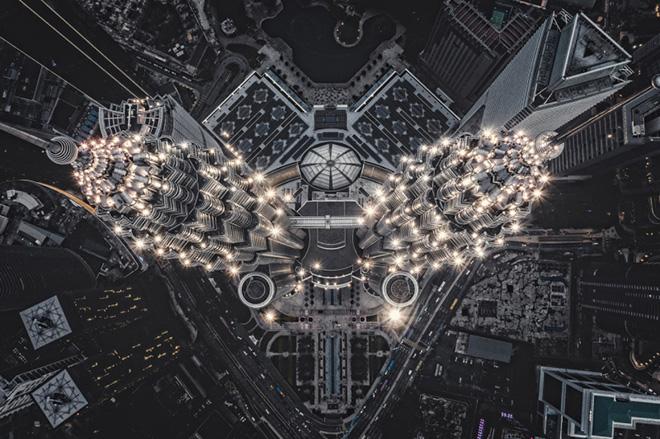 Tomasz Kowalski | Alien Structure on Earth, Drone Photo Awards 2020 - Primo classificato Urban category