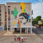 T.R.U.st – Street art e rigenerazione urbana al Paolo VI di Taranto