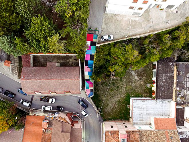 Nico Skolp - Steps (PAG - Premio Antonio Giordano), Santa Croce di Magliano (CB)