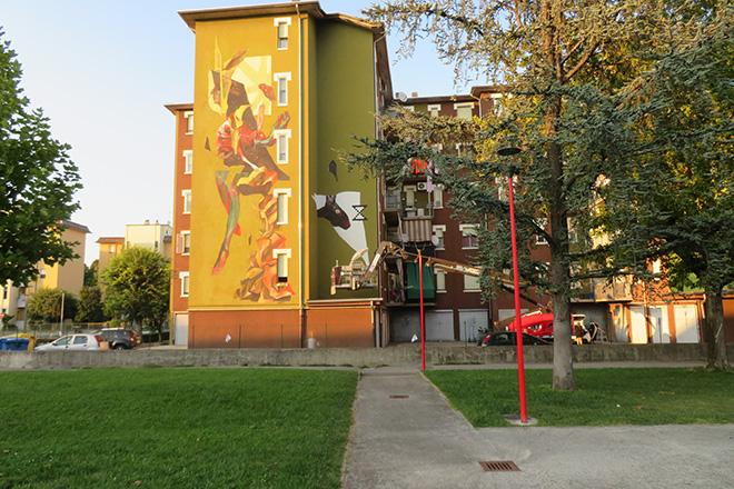 HOWLERS CREW - Alice in Borderland, Without Frontiers, Lunetta a colori (V edizione), Mantova