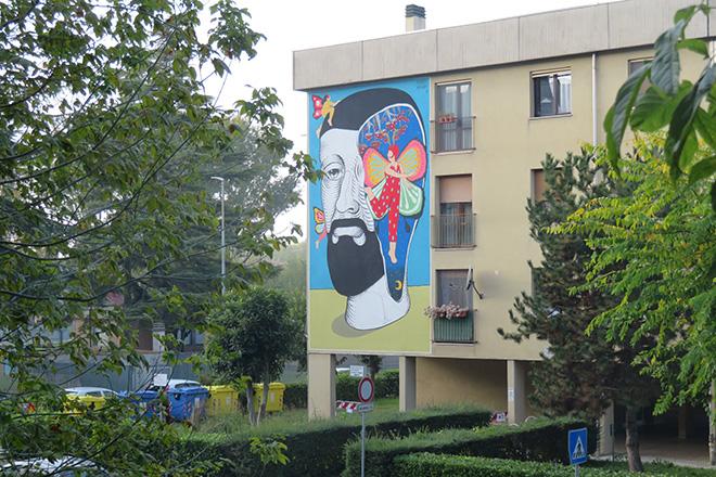 Andrea Casciu, Kiki Skipi - Eikasia, Without Frontiers, Lunetta a colori (V edizione), Mantova