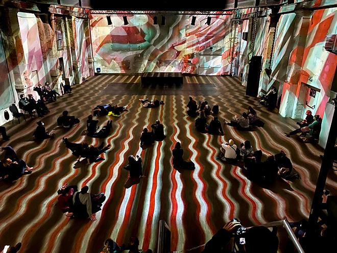 Apparati Effimeri - Farnesina Digital Art Experience x Bright Festival Connect