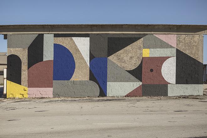 Greg - Bitume - Industrial Platform of Arts, Ragusa
