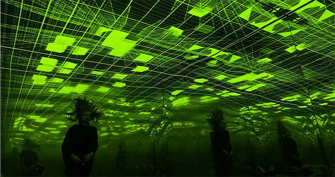 Farnesina Digital Art Experience x Bright Festival Connect