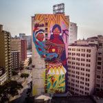 CURA – Urban Art Circuit. Street art a Belo Horizonte