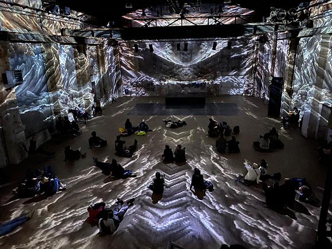 Kanaka Studio - Farnesina Digital Art Experience x Bright Festival Connect