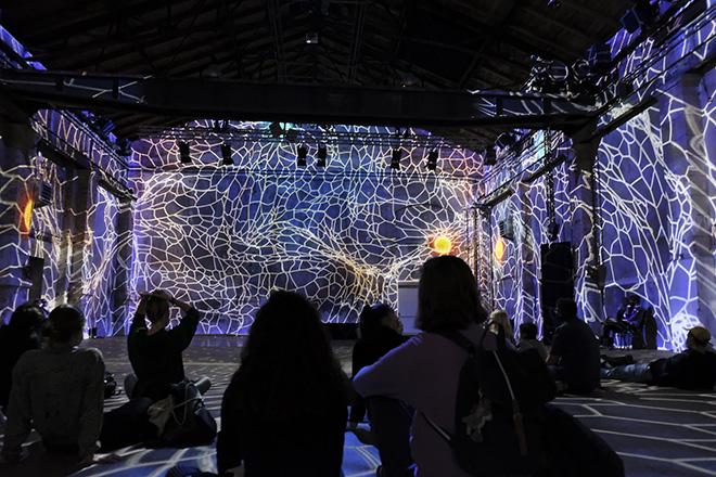 Michele Pusceddu - Farnesina Digital Art Experience x Bright Festival Connect