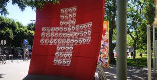 Octavi Serra - Installation, BLOOP Festival Ibiza, 2020