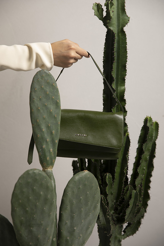 Miomojo - Prima Linea, Gemma, Cactus leather