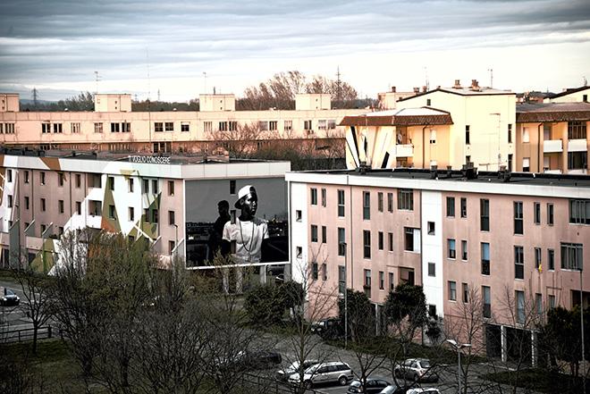 Quartiere Lunetta, Mantova. photo credit: Stefano Sabbadini