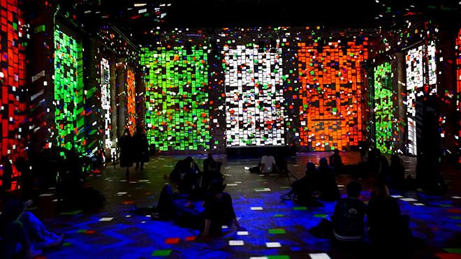The Fake Factory - Farnesina Digital Art Experience x Bright Festival Connect