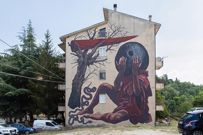 AppARTEngo – Arte pubblica a Stigliano