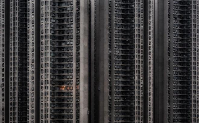 Attila Balogh - Home alone, 1 classificato Architecture & Urban Spaces, Siena International Photo Awards 2020