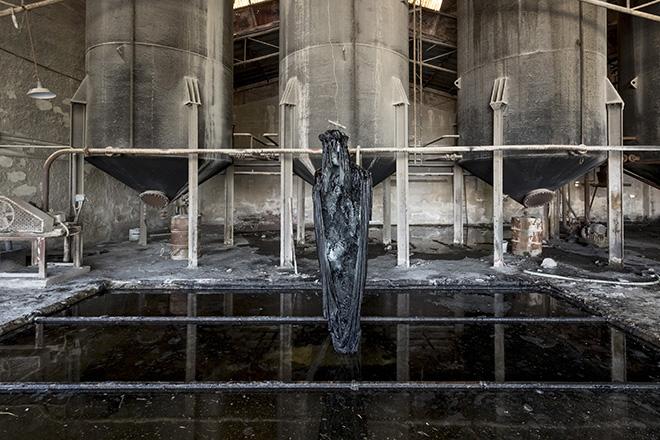 GOMEZ - Bitume - Industrial Platform of Arts, Ragusa
