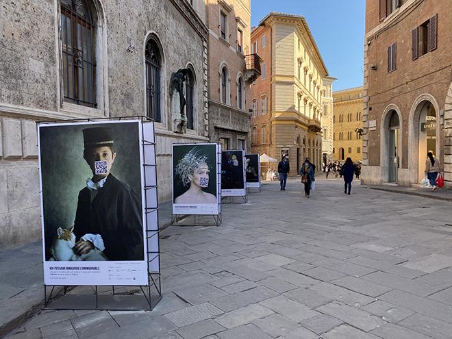 Mostra diffusa (Non potevamo immaginare l'inimmaginabile), Siena Awards 2020