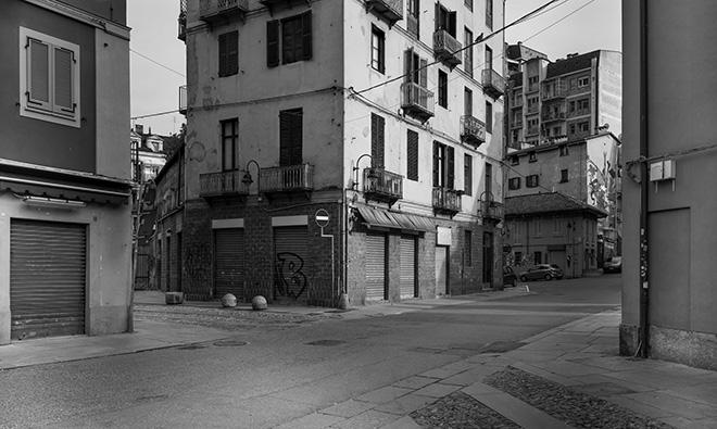 Fabio Oggero - La città sospesa