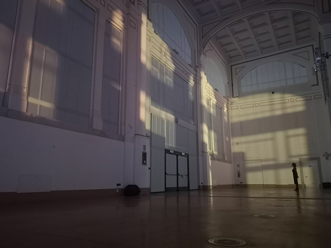 SOLE – Installation by Quiet Ensemble