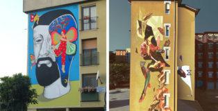 Without Frontiers, Lunetta a colori (V edizione), Mantova: educare all'arte urbana