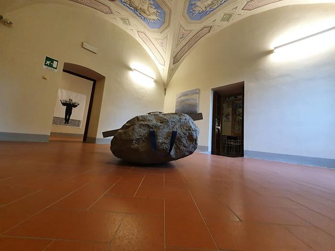 H.H. Lim - CODICE -2H1L9K4, mostra H.H. Lim - percorso Circolare, CHINI CONTEMPORARY, Firenze