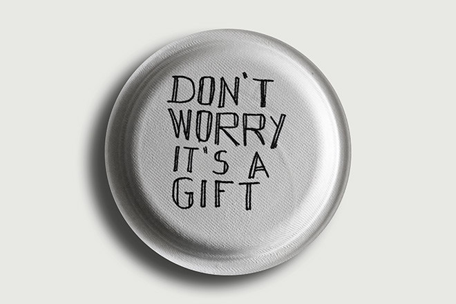 Carlo Junior Sanabria, Vanessa Wellington - Don't worry it's a gift