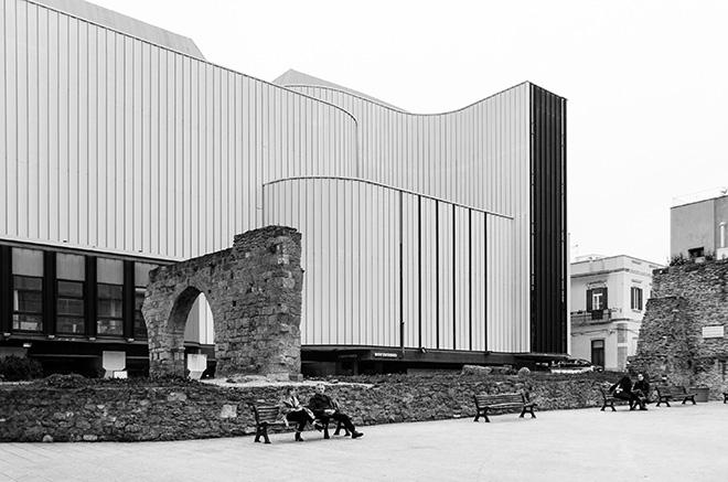 Gabriele Costetti - Vista esterna del Teatro Verdi a Brindisi, Wiki Loves Monuments 2020