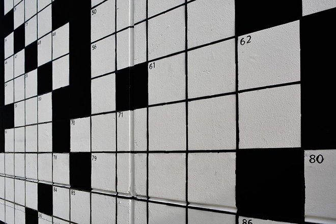 Biancoshock - Untold, site specific project for Subsidenze Festival, Ravenna, Quartiere Darsena, 2020