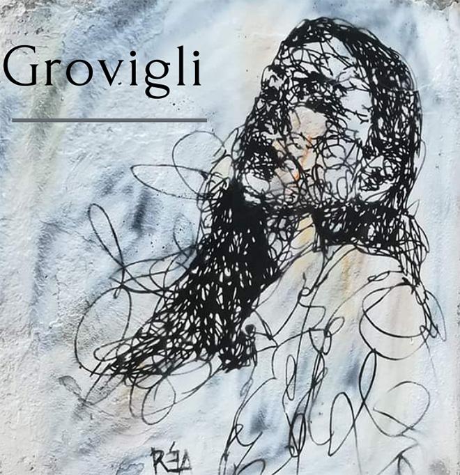 Marco Réa - Grovigli, Nero gallery, Roma