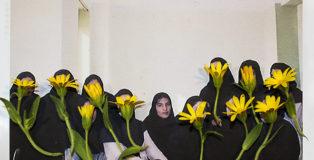 Nahid Rezashateri - Il vento ci porterà via