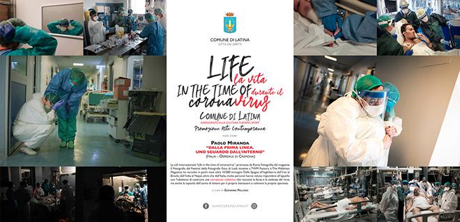 Paolo Miranda - Dalla prima linea uno sguardo dall'interno (Ospedale di Cremona - Italia)