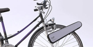 CLIP - Bike Easy. Device per convertire una bicicletta in una Electric Bike