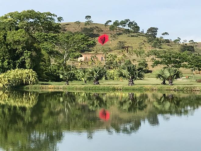 Juliana Notari - Diva, Vagina Land Art, Pernambuco, Brazil