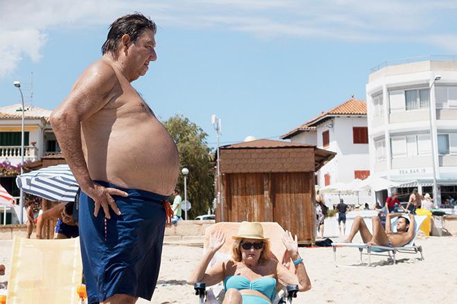 Stefano Rosselli - GLI SPIAGGIATI, The Human Comedy