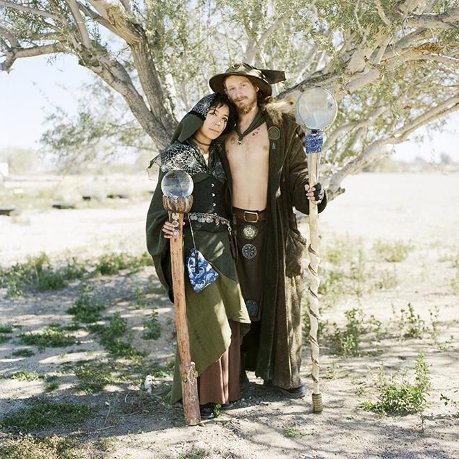 Daniel Skwarna - Desert Dweller (Shen and Merlin)