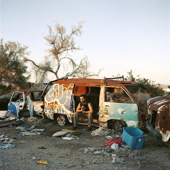 Daniel Skwarna - Desert Dweller (JT and Blue)