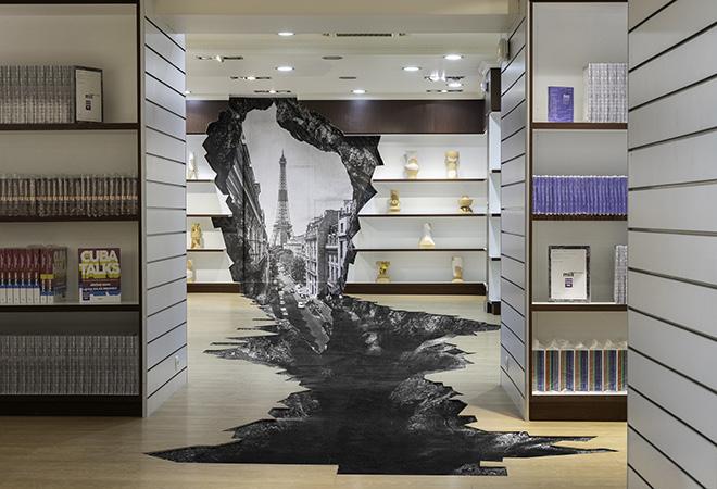TRUC À FAIRE a cura di JR – Galleria Continua Paris