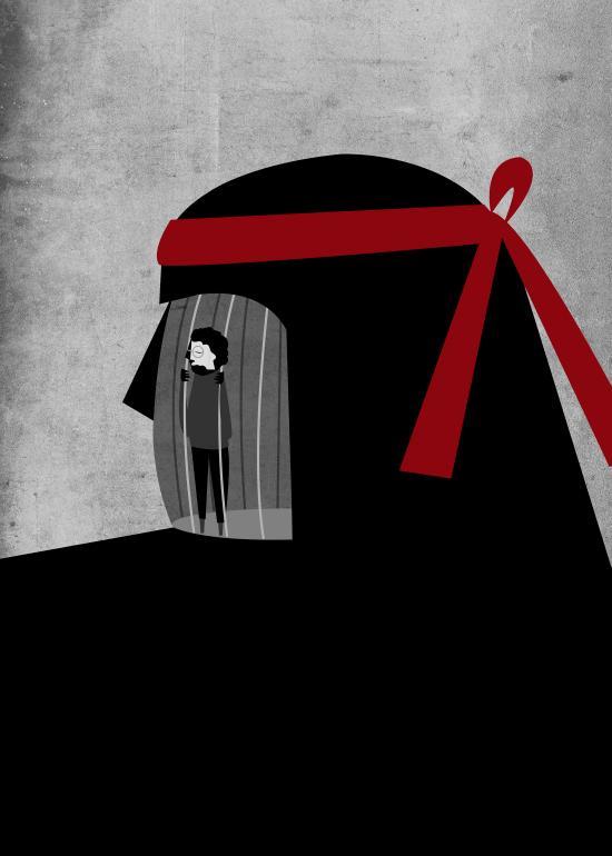 Rita Reis (Portugal) - Free Patrick Zaki, prisoner of conscience - Poster For Tomorrow 2021
