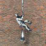 Banksy – ESCAPE, Reading Prison