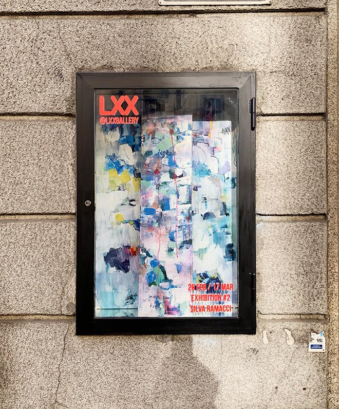 LXX GALLERY - Silva Ramacci Art Show