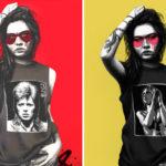 Mick Rock x Fin DAC – MIDARO