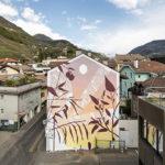 Breathe! Project – Street art in Alto Adige