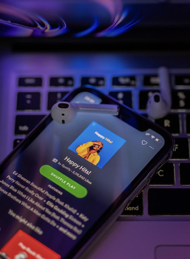 Lo streaming al giorno d'oggi, Spotify ed il coso