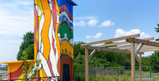RUN - INSIDE, OUT, UPSIDE, DOWN, Casermette Social Park, Rivalta di Torino (TO)