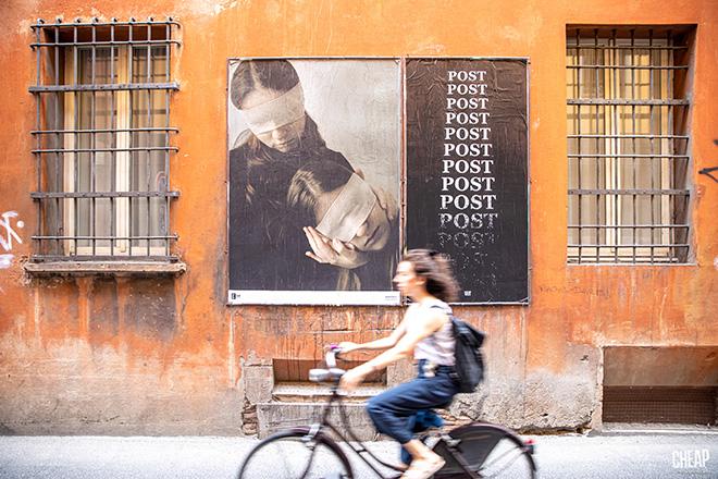 CHEAP – POST: poster dal futuro