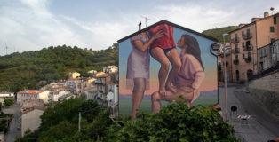 Florentia Duran Itzaina - Alegoria de Crecer, Gorgoglione (MT), ARTE CON E PER LE DONNE, AppARTEngo Festival 2021