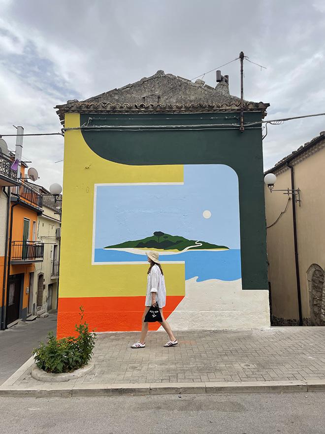 Maaike Canne - Daydream, (HollAndMe), PAG - Premio Antonio Giordano, Santa Croce di Magliano