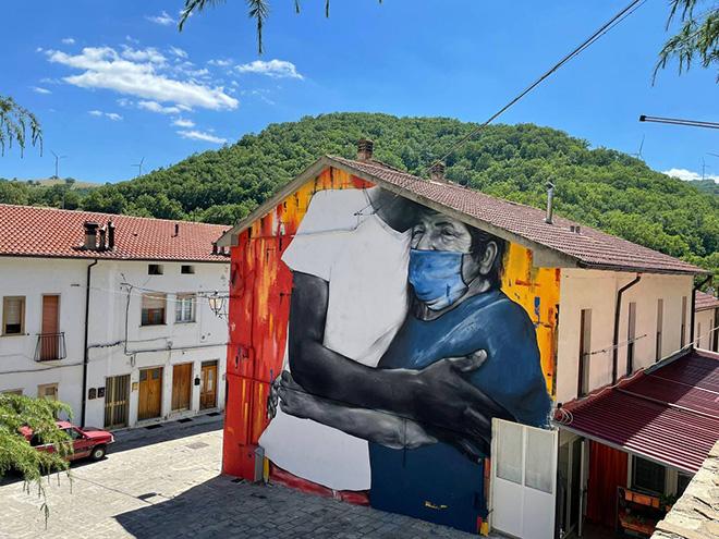 Ste Real - You are my home, Gorgoglione (MT), ARTE CON E PER LE DONNE, AppARTEngo Festival 2021