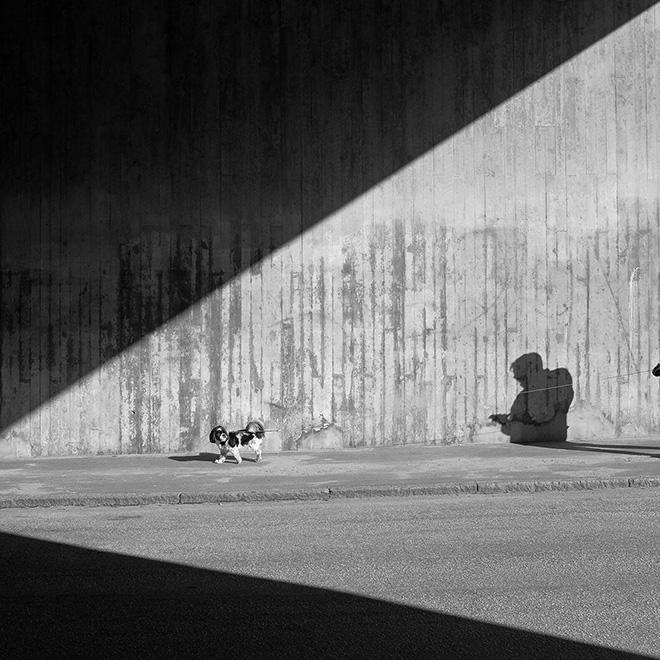 Jonas Dahlström - 07:27:47, First place Street category, Minimalist Photography Awards