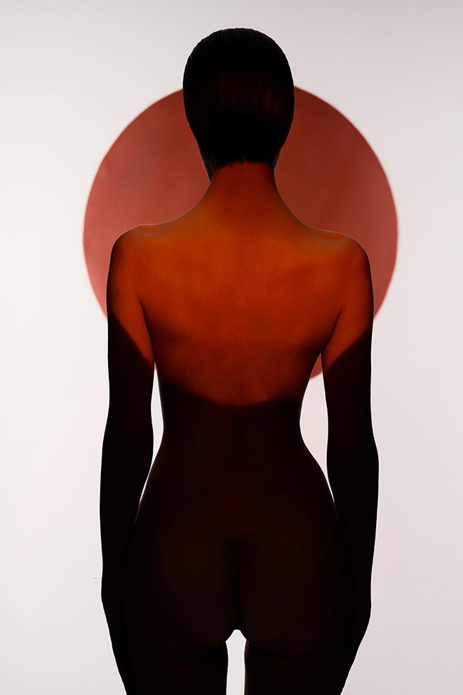 George Mayer - Anima, First place Portrait category, Minimalist Photography Awards