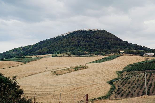Panorama Rotondella - AppARTEngo Festival 2021. photo credit: Cristina Carbonara (Scuola Spazio Tempo)